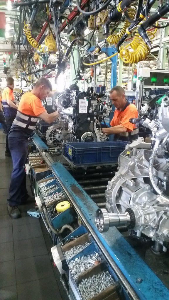 Montaje Motores